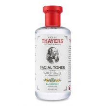 Thayers,  青瓜金縷梅,蘆薈配方爽膚水 12 fl oz (355 ml)